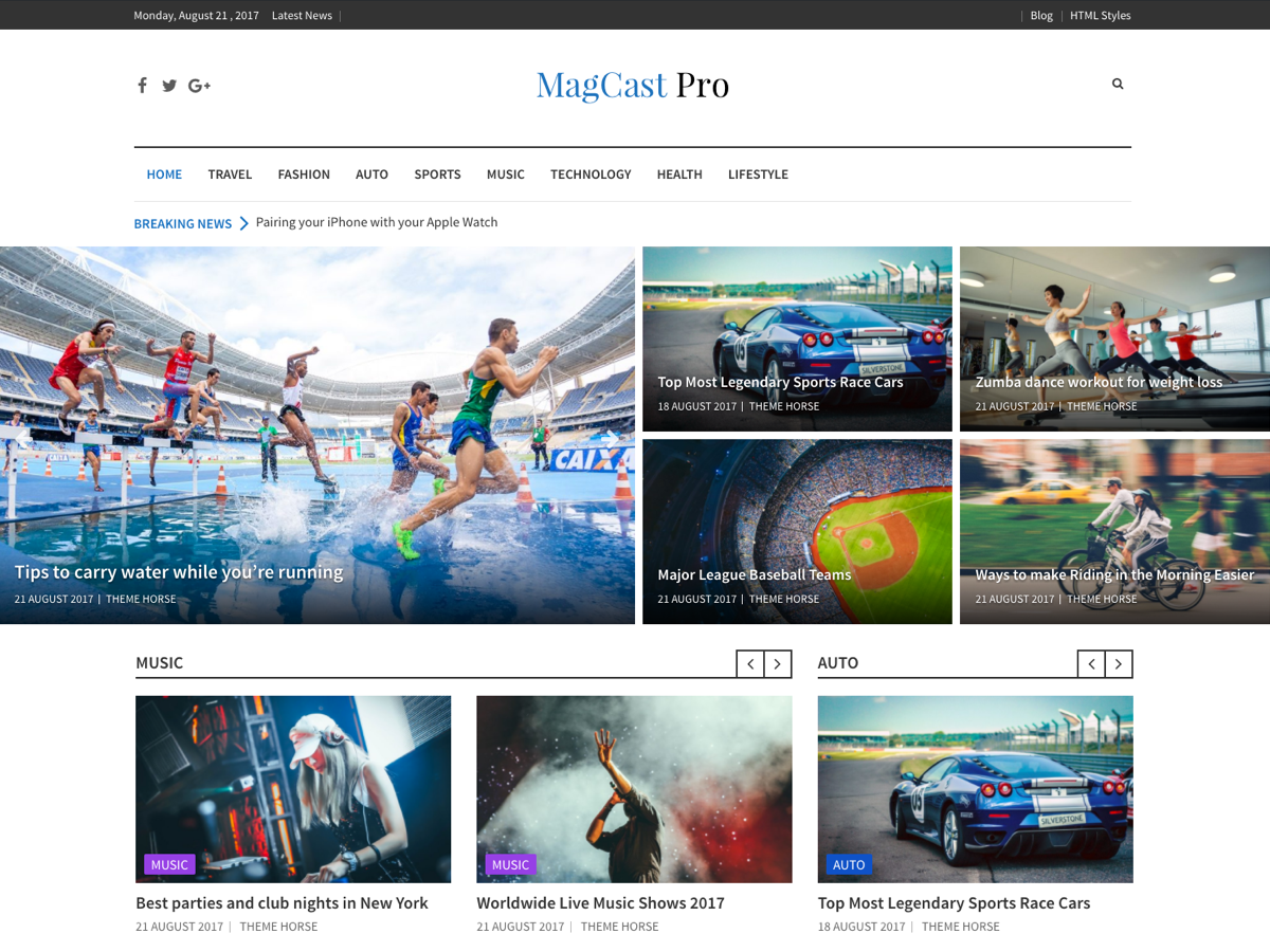 MagCast Pro