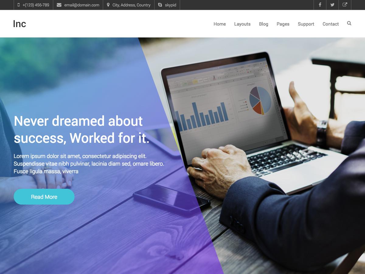 theme horse free premium multipurpose wordpress themes